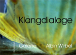 CD-Cover Klangdialoge